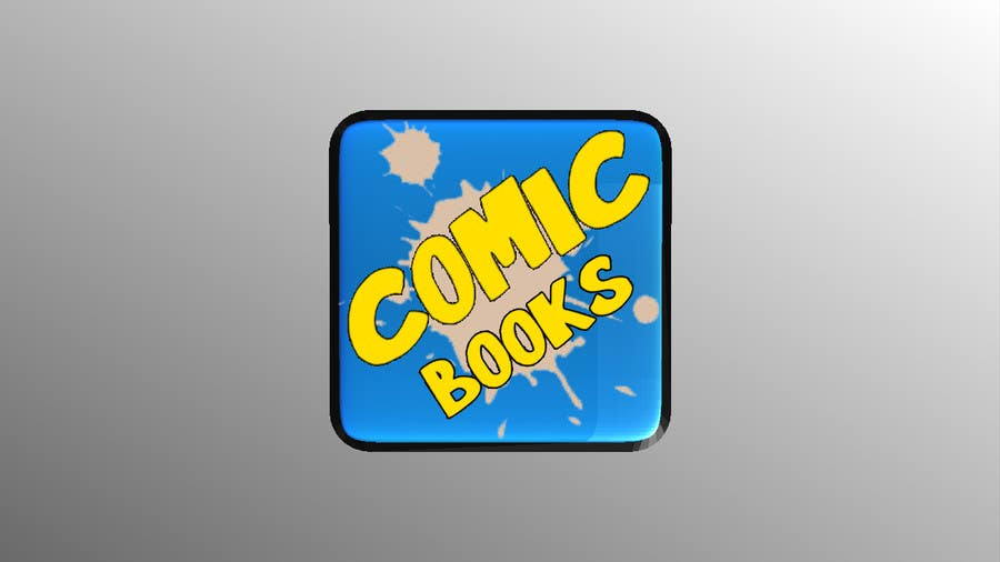 Entry #57 by gwcscsathsara for Icon or Button Design for iOS comic