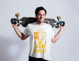Nro 132 kilpailuun T-shirt Design käyttäjältä MisbahurA