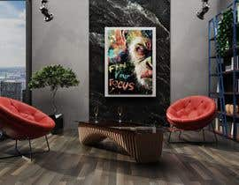 nº 21 pour 3D Rendering of Rooms & Interior to present our Wall Art par Elor