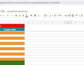 #26 for Create A Month-End Financial Statement Template In Google Sheets af mehmoodfaisal61