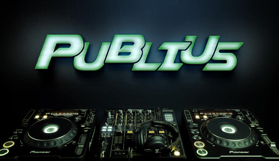 Contest Entry #                                        33                                      for                                         Design a Logo for Publius Music Production
