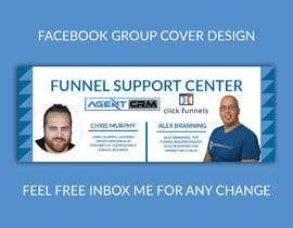 nº 4 pour Facebook Cover Photo for Funnel Support Center par belalahmed021020