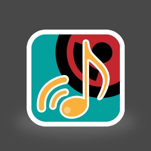 Proposition n°                                        21                                      du concours                                         App Design for Ringtones App Icon