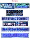 Graphic Design Kilpailutyö #599 kilpailuun RPA studio Boombots