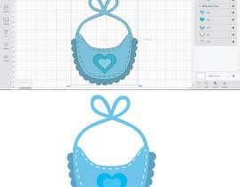 Nro 48 kilpailuun Original Clipart Design, Baby Clipart käyttäjältä mohinofficial