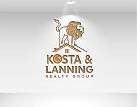 "nº 215 pour We are realtors. We want to keep ""Kosta & Lanning"" but we need to create a better logo to surround that and we hope it to also get some kind of insignia that compliments this logo. Fire. A lion. Or something. par rezaulkarim67095"