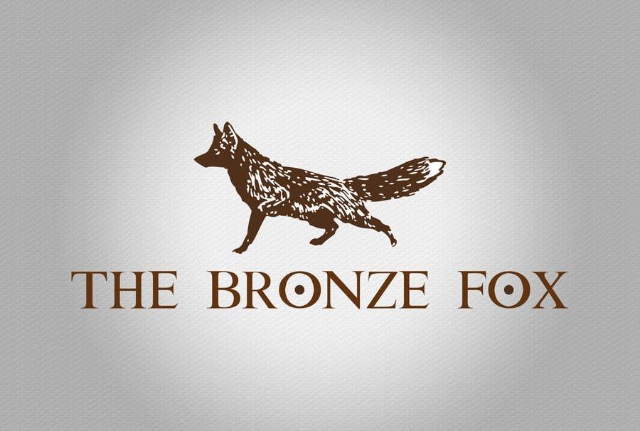 Participación en el concurso Nro.                                        31                                      para                                         Design a Logo for The Bronze Fox