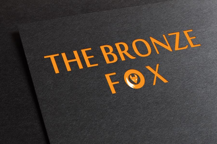 Bài tham dự cuộc thi #54 cho Design a Logo for The Bronze Fox