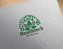 #350 for Healthtech Distribution Logo Creation by suman60