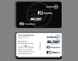 #398 for Design Business Card (Group Companies) by sagorsaon85