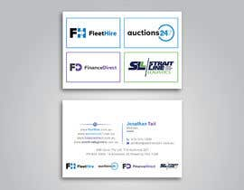 #405 for Design Business Card (Group Companies) af DinIslam68