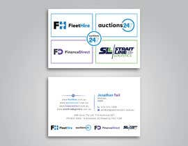 #406 for Design Business Card (Group Companies) af DinIslam68