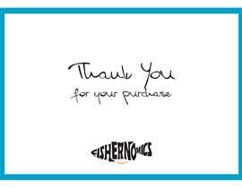 #37 untuk Help design my thank you card for Amazon oleh bibigsm
