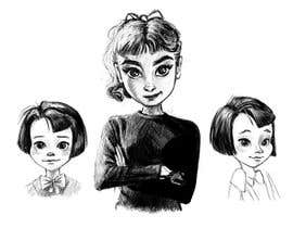 #22 for Illustrator needed for children's book on Audrey Hepburn af AngieRo