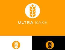 #108 untuk Ultra Bake Product Brand Logo oleh gdpixeles