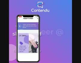 #25 pentru Design a Video Ad for Contendu Mobile App de către naseerktk