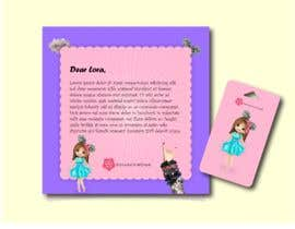 #36 for Letter Template & Hair Scrunchie Packaging by ShariarJohan