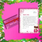 Graphic Design Contest Entry #8 for Letter Template & Hair Scrunchie Packaging