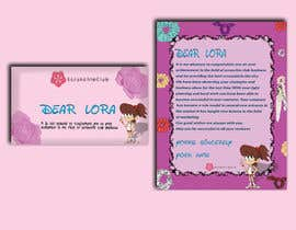 #21 for Letter Template & Hair Scrunchie Packaging by Rajumullah100