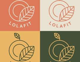 #26 para Logomarca LolaFit por larissacasmen
