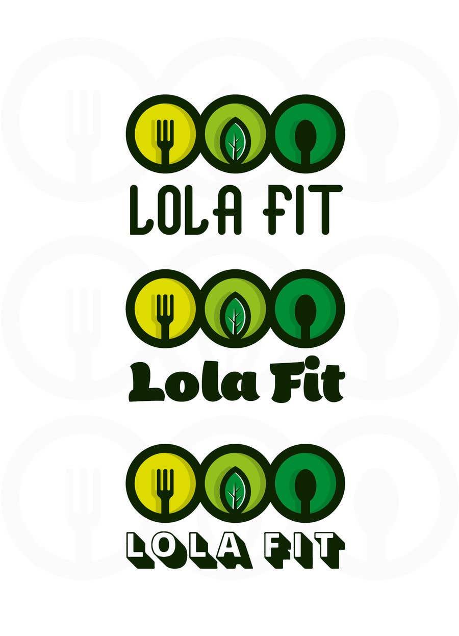 Inscrição nº                                         27                                      do Concurso para                                         Logomarca LolaFit