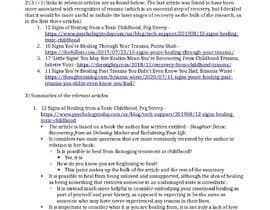 hmenon89 tarafından Virtual Assistant:  Research + Writing Project için no 14