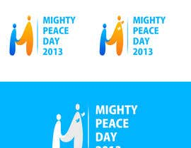#5 untuk Logo Design for Mighty Peace Day 2013 oleh cromasolutions