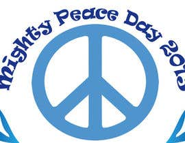nº 20 pour Logo Design for Mighty Peace Day 2013 par ikamitrov