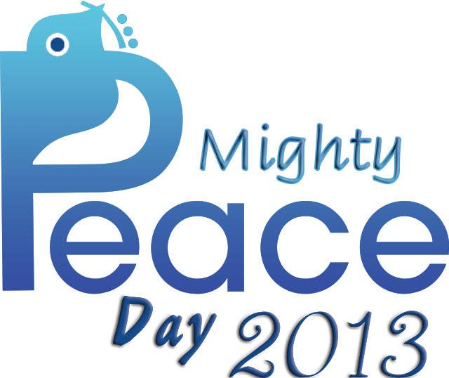#24 for Logo Design for Mighty Peace Day 2013 by mayalogic
