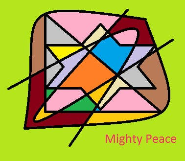 #12 for Logo Design for Mighty Peace Day 2013 by quamar313
