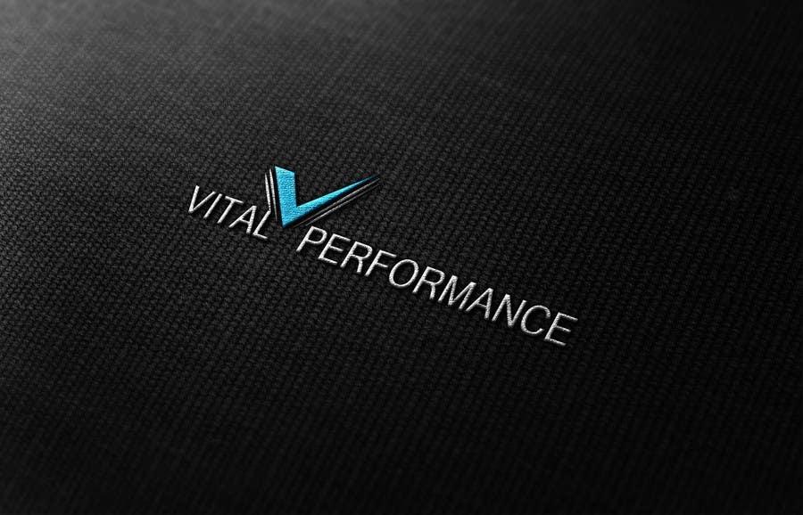 """Συμμετοχή Διαγωνισμού #85 για Design a Logo for """"Vital Performance"""""""