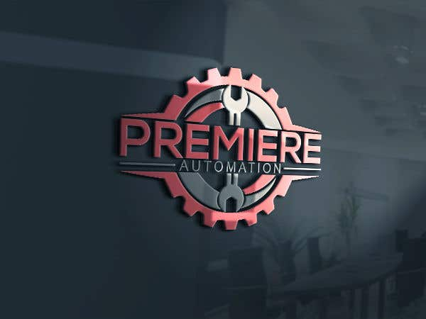 Contest Entry #                                        203                                      for                                         Premiere Automation Logo
