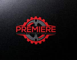 #204 for Premiere Automation Logo by ra3311288