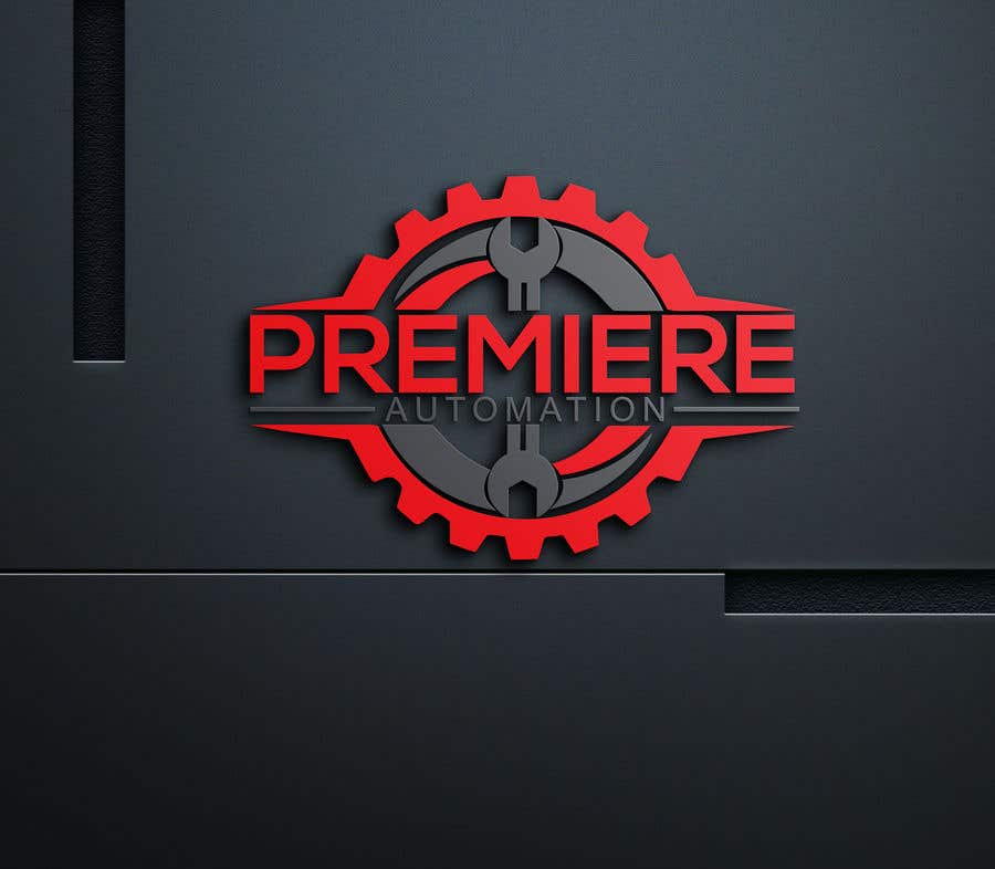 Contest Entry #                                        205                                      for                                         Premiere Automation Logo