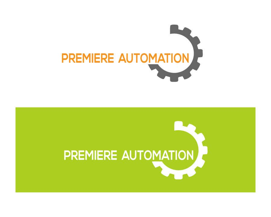 Contest Entry #                                        78                                      for                                         Premiere Automation Logo