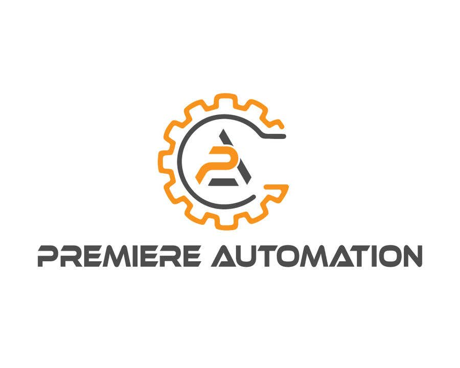 Contest Entry #                                        98                                      for                                         Premiere Automation Logo