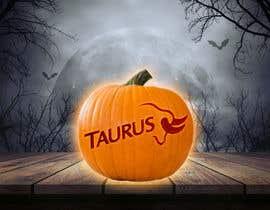 #60 cho Halloween pumpkin carved logo bởi ShakilGraphic
