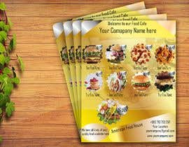 Nro 15 kilpailuun Design a Health Food Menu Card for Farmtable Restaurant käyttäjältä MDTaidulIslam