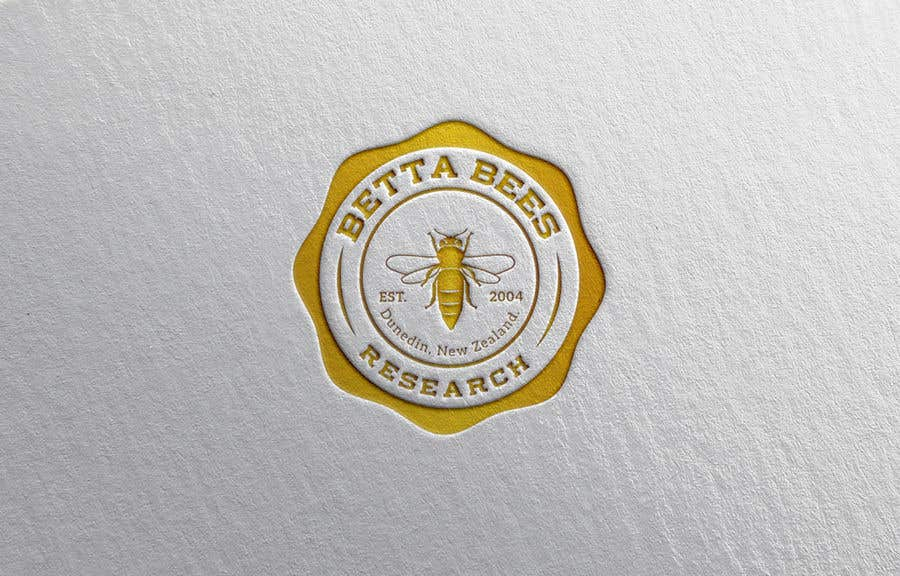 Contest Entry #                                        210                                      for                                         Logo Update For NZ Honeybee Breeder Company