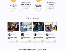 Nro 40 kilpailuun Looking for best Website Landing Page Designer for My Product Landing Page käyttäjältä kerooashraf2000