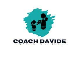 #185 cho Logo for personal trainer - Coach Davide bởi shamim2000com
