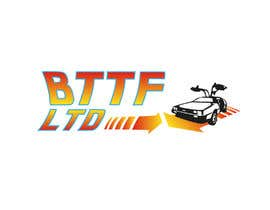 #145 for Design a logo for a Back To The Future Car Hire Company called BTTF LTD af tanersylr