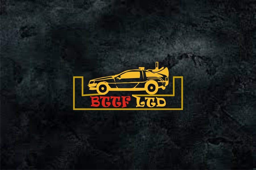 Konkurrenceindlæg #                                        188                                      for                                         Design a logo for a Back To The Future Car Hire Company called BTTF LTD