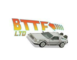 #163 for Design a logo for a Back To The Future Car Hire Company called BTTF LTD af Yoova