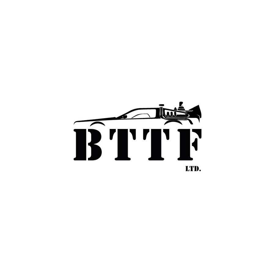 Konkurrenceindlæg #                                        171                                      for                                         Design a logo for a Back To The Future Car Hire Company called BTTF LTD
