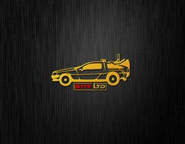 #160 for Design a logo for a Back To The Future Car Hire Company called BTTF LTD af LogoTanvir