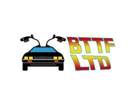 #147 for Design a logo for a Back To The Future Car Hire Company called BTTF LTD af RyanShahriar