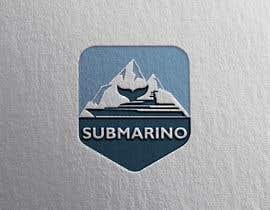 #9 for Preciso de um logotipo submarino . Com o logo de um submarino e um letring moderno af roytirtha422