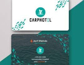 #701 for Business card design af Saimumhb