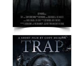 """#156 for Create a Movie Poster - """"Trap"""" (short film) af ivaelvania"""